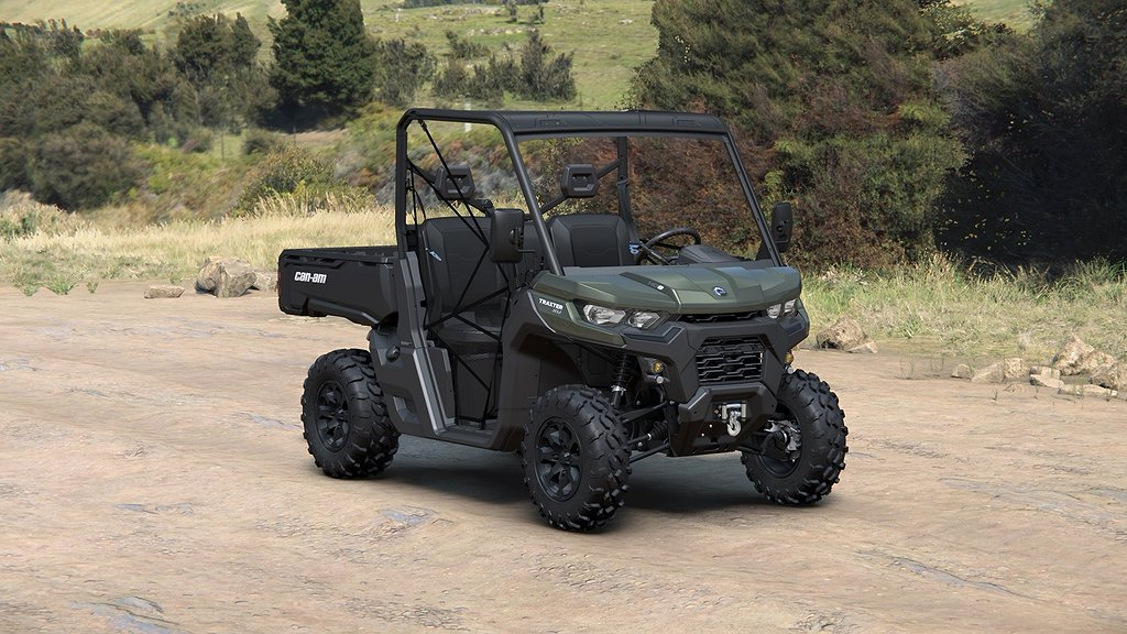 Can-Am TRAXTER XU HD8 T -21