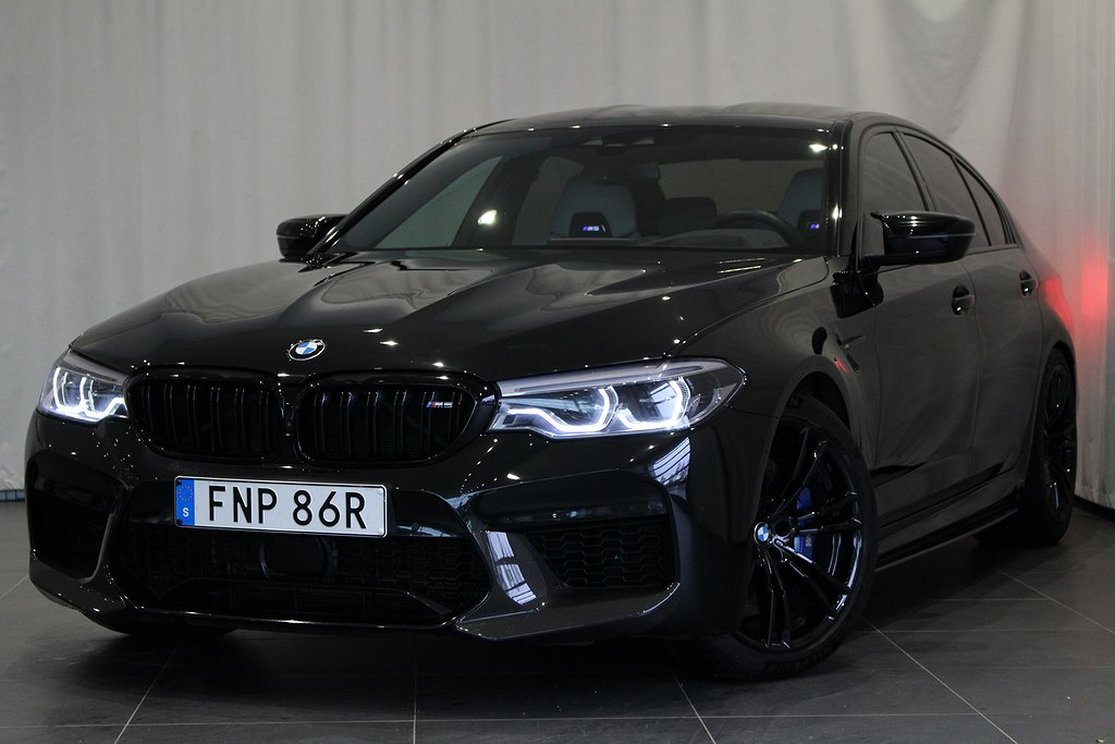BMW M5 Competition M Performance 625hk