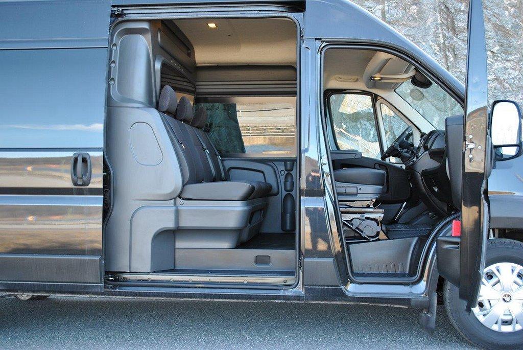 Peugeot Boxer MultiCab 165HK / Komfort 5-Sits