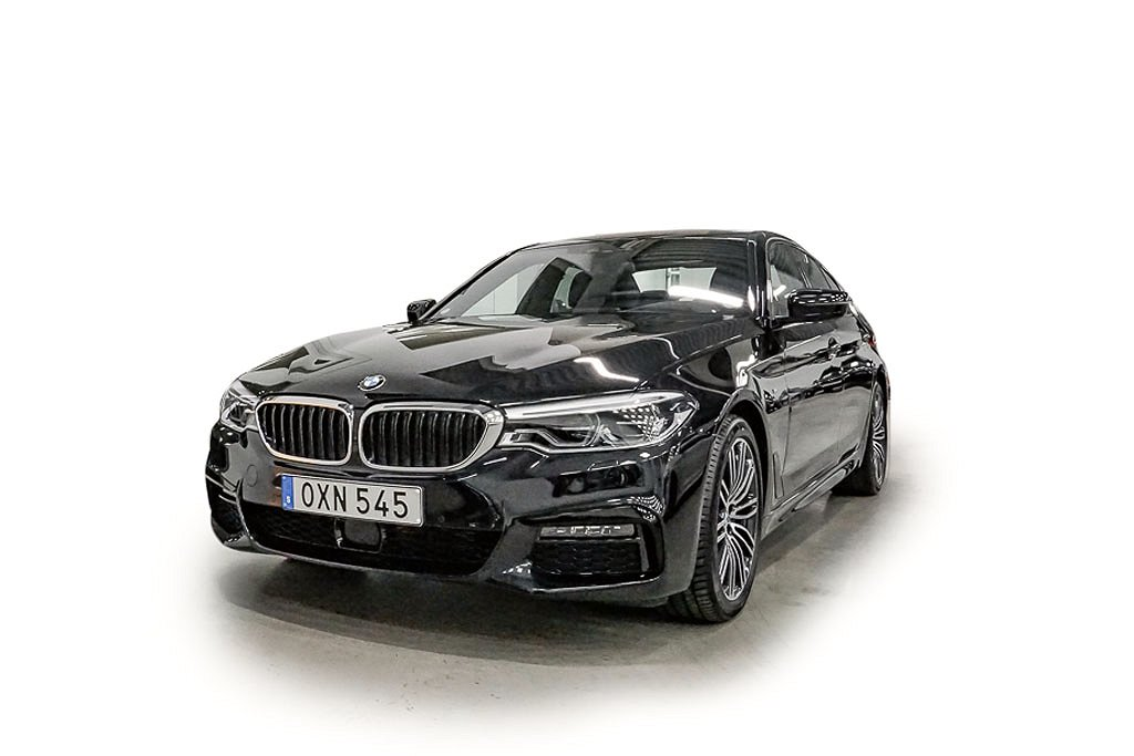 BMW 520 d / xDrive / Navi / M-sport / Innovation ED