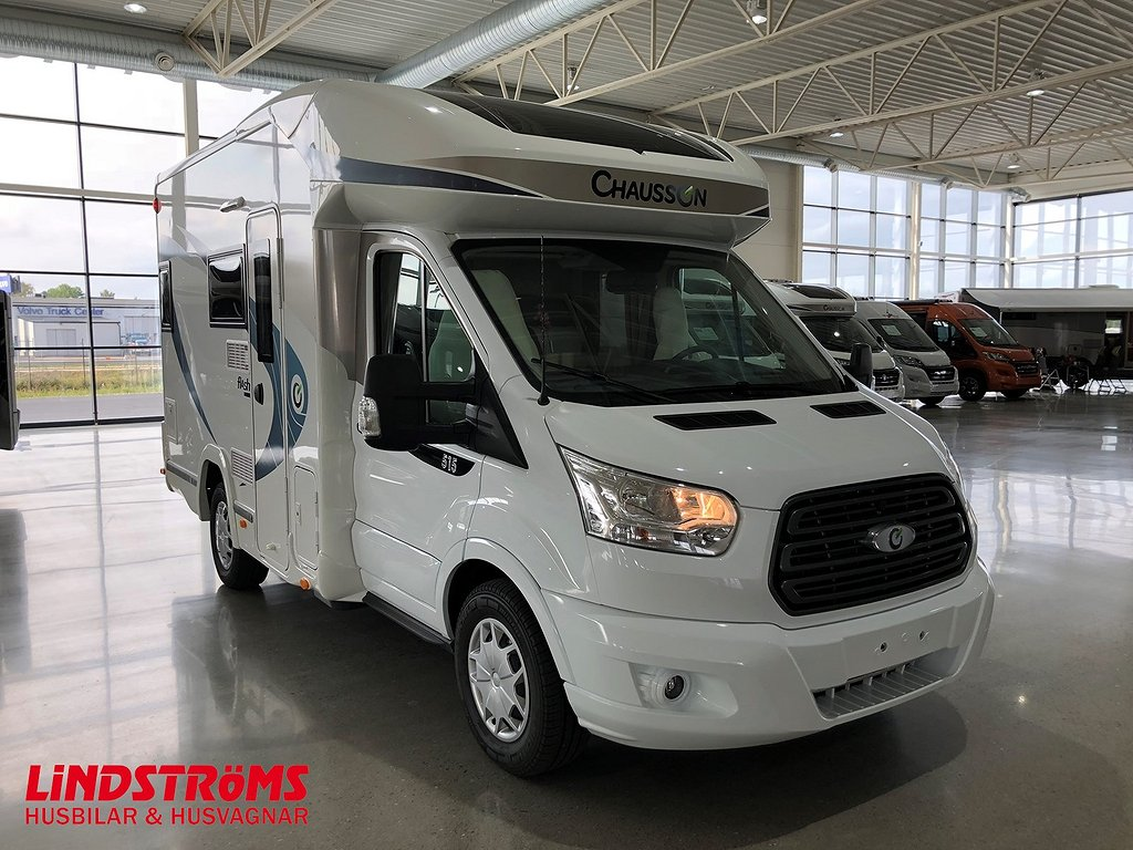 Chausson 515 Ford Flash!