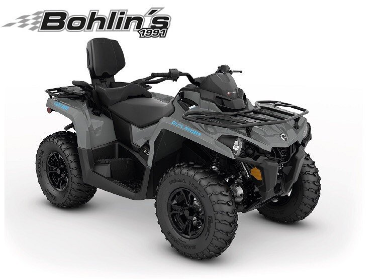 Can-Am Outlander Max 570 DPS -21