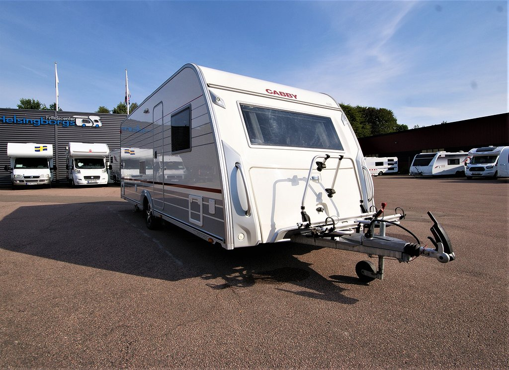 Cabby Caienna 620 / Mover / Ugn / Micro