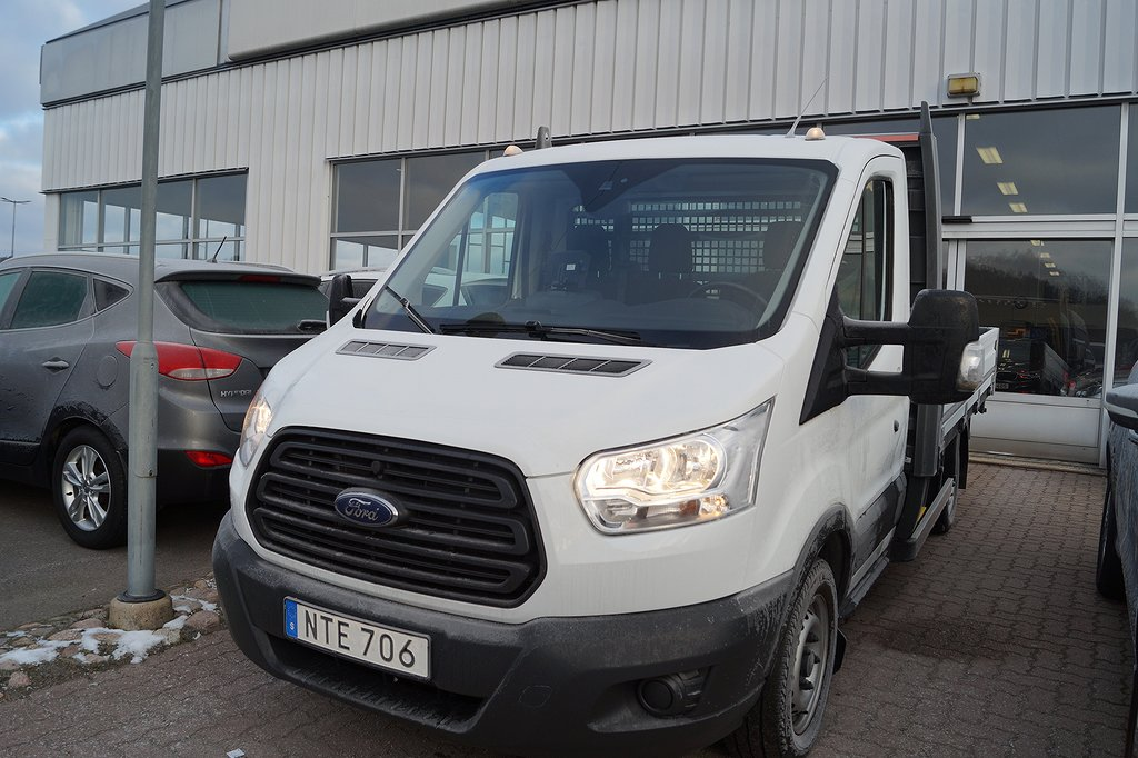 Ford Transit Chassi 310 2.2 TDCi FWD 125hk