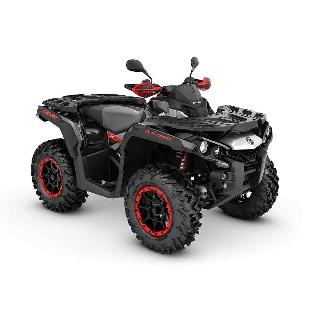Can-Am Outlander 1000 X XC (Traktor B) 2021