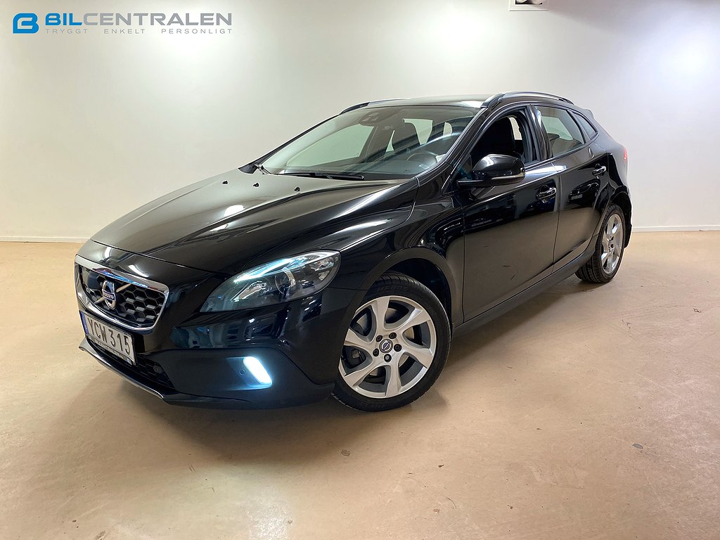 Volvo V40 Cross Country D3 Momentum Driver Support / VOC