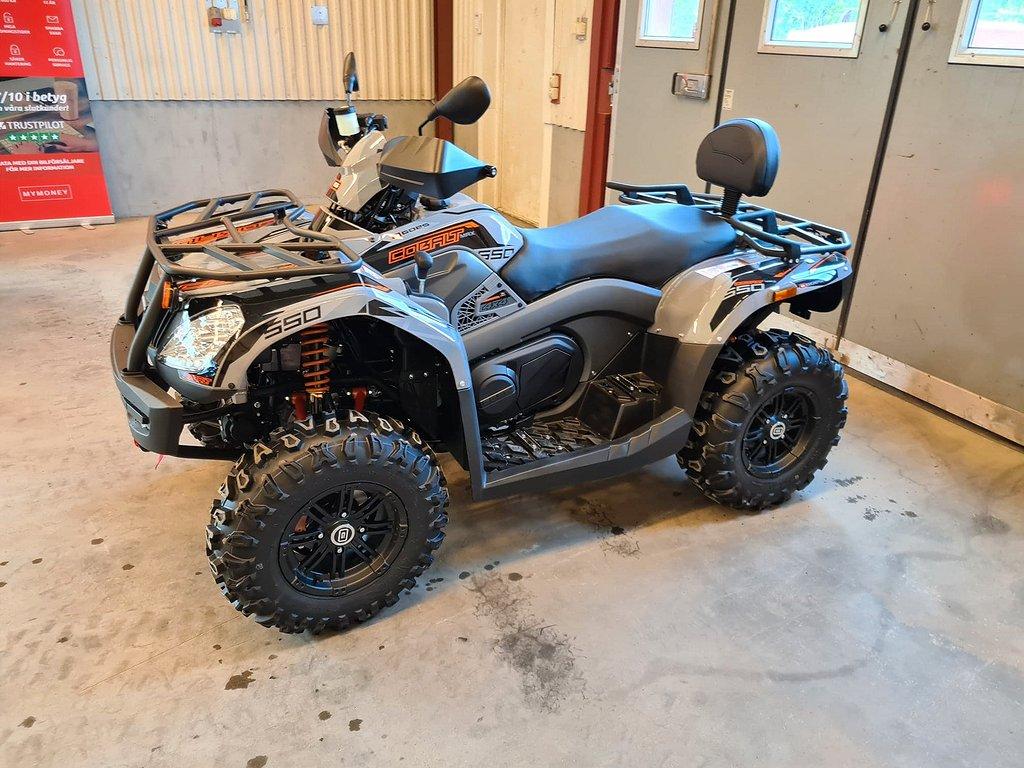 Goes Goes Cobalt MAX 550 4WD ATV Drag/Vinsch