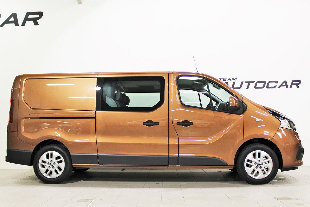 Nissan NV300  CREW VAN 2.0 DCI 170 A/T L2H1 WORKING STAR