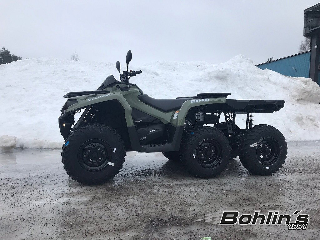 Can-Am Outlander 6x6 450 T -19