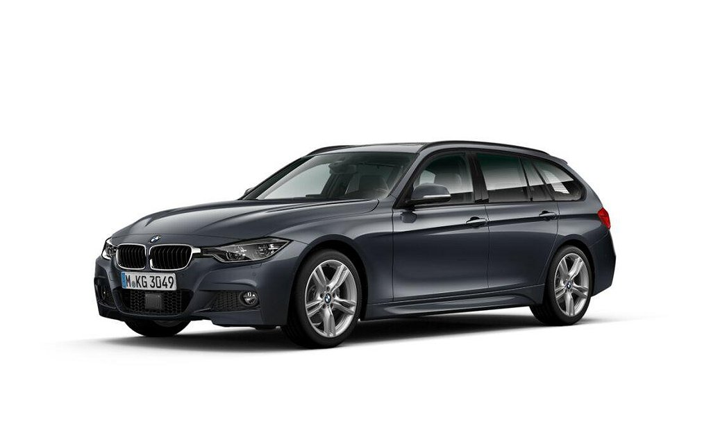 BMW 330 i / xDrive / M-Sport / 252hk / Innovation Ed / Drag