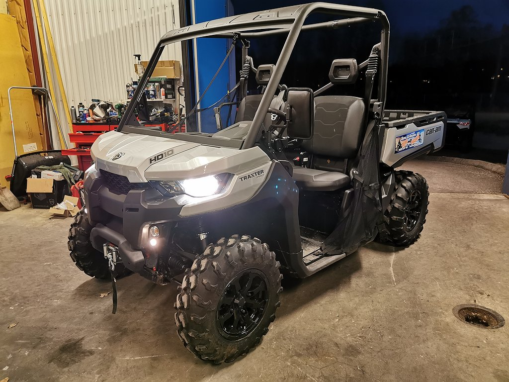 Can-Am Traxter HD 10 Pro Demo
