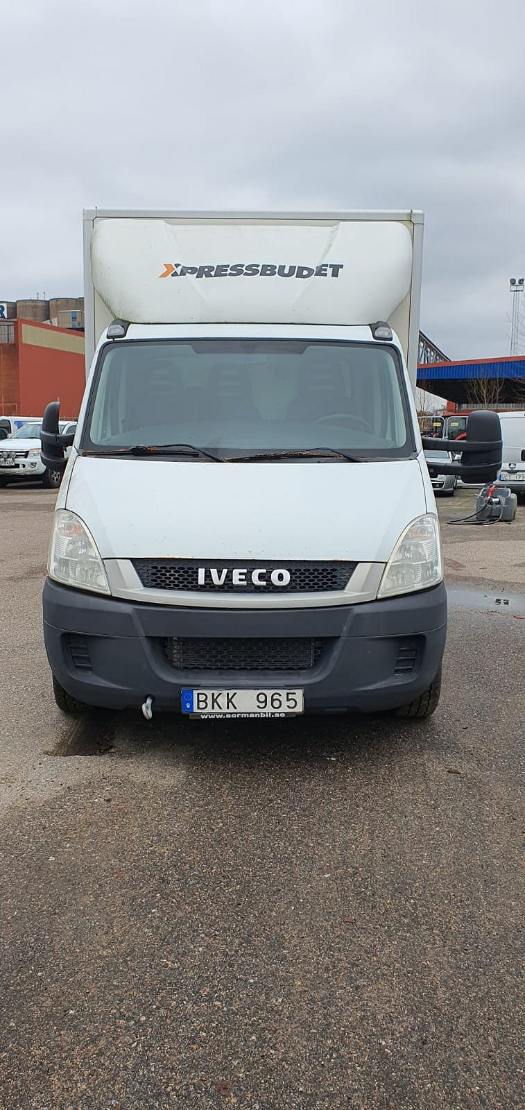 Iveco Massif Daily Chassis 3.0 JTD 170hk