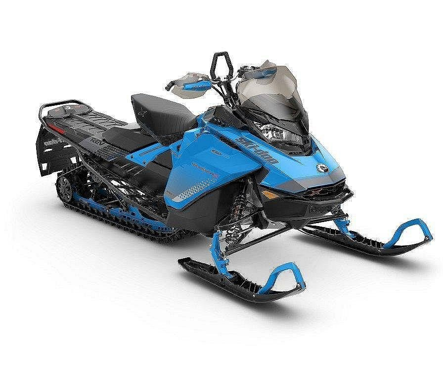 Ski-doo Backcountry X 850 E-TEC -19