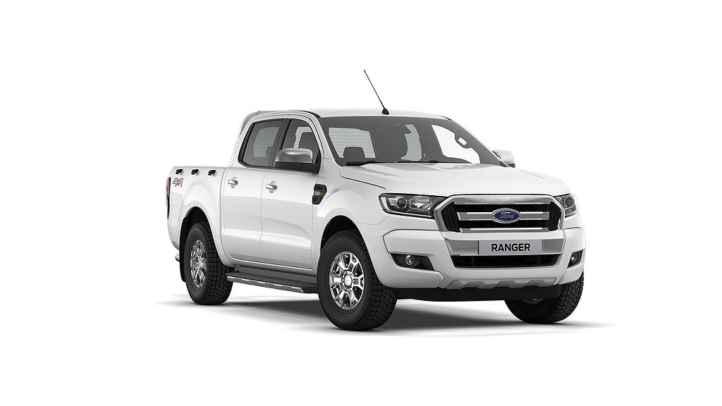 Ford Ranger Double Cab XLT 160 A 4x4