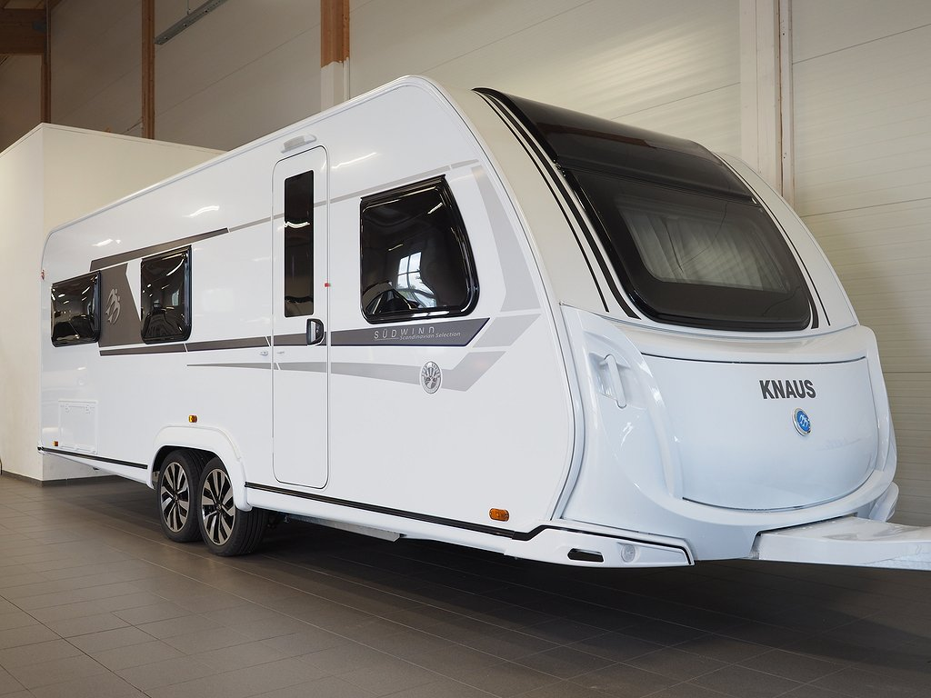 Knaus Südwind 650 UDF Scandinavian Selection 2021