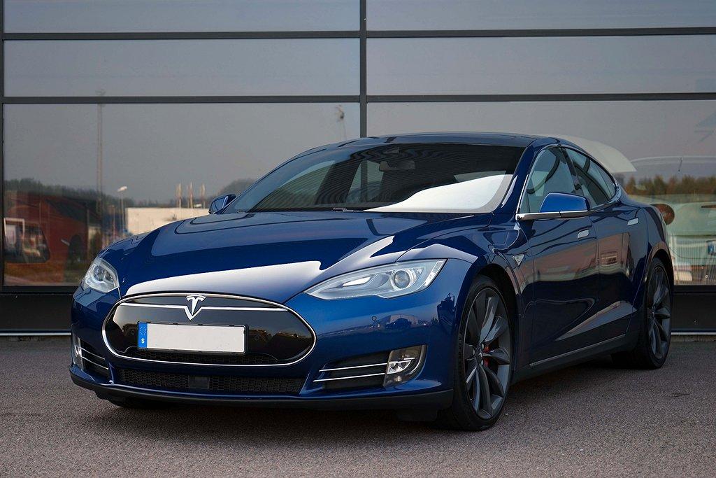 Tesla Model S P90D / 772 HK / MOMS / INSANE+