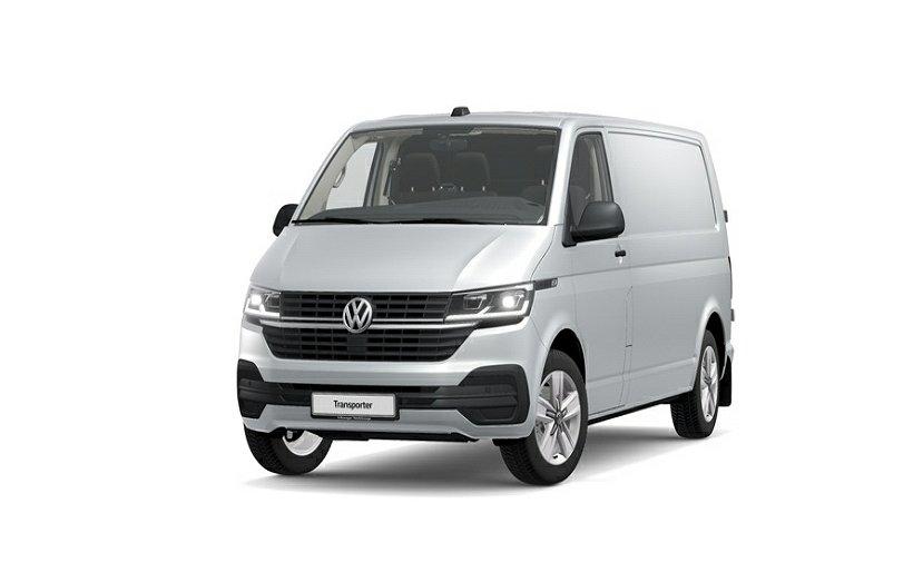 Volkswagen Transporter 6,1 7-växlad automat, dragkrok.
