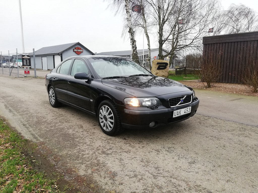 Volvo S60 2.4 CNG Business 140hk