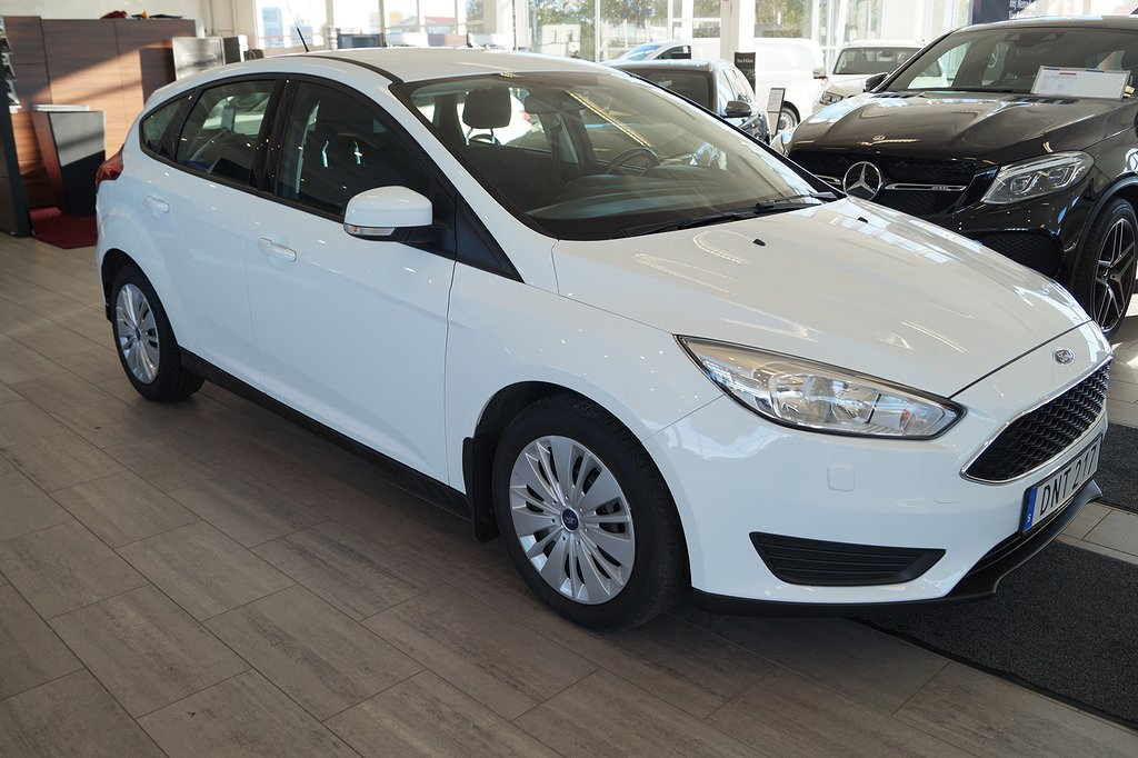 Ford Focus 1.6 TDCi 5dr Trend