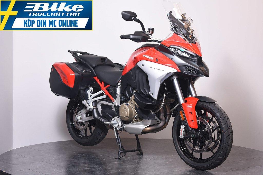 Ducati MULTISTRADA V4S T&R STI SPARA 25.000:-!!