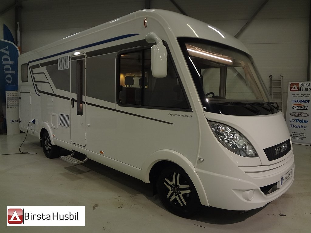Hymer B 678 CL Ambition