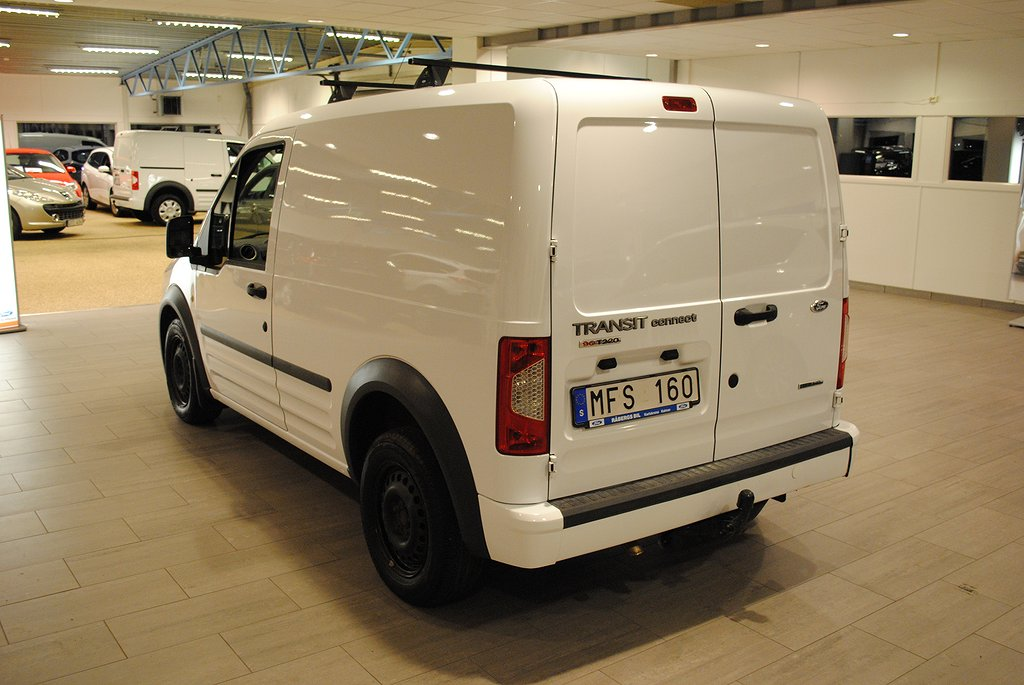 Ford Connect L1 1.8 TdCi 90hk S *Värmare*