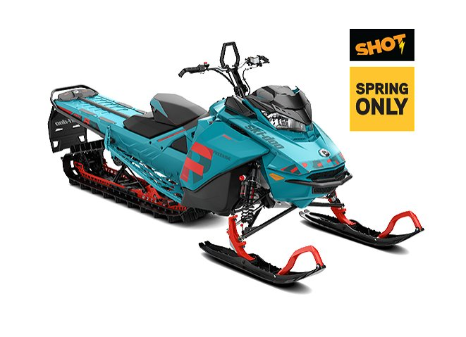 Ski-doo Freeride 154 850 Shot