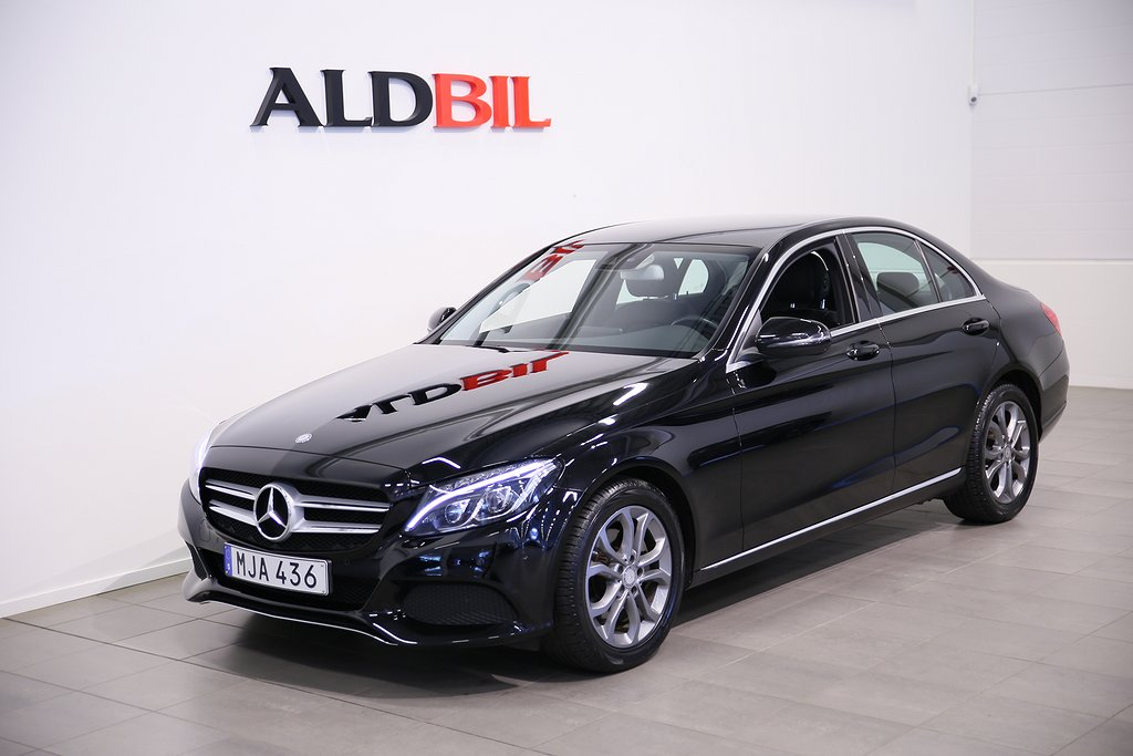 Mercedes-Benz C 220d 170hk FleetEdition