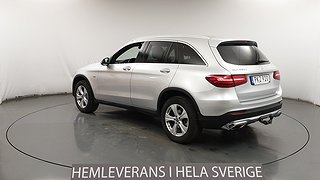Mercedes GLC 350 e 4MATIC X253 (211hk)