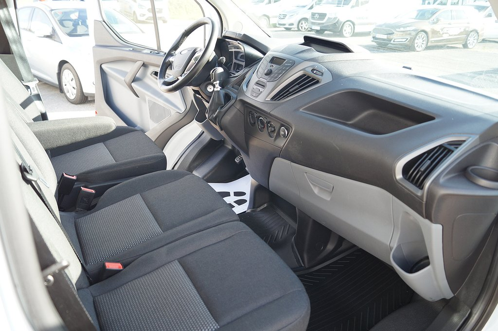 Ford Custom Ambiente 270 2.0TDCi 105hk / DEMO