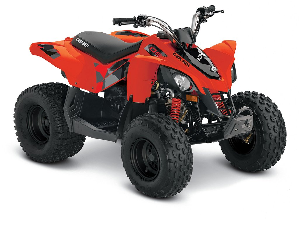 Can-Am DS90 UTHYRES