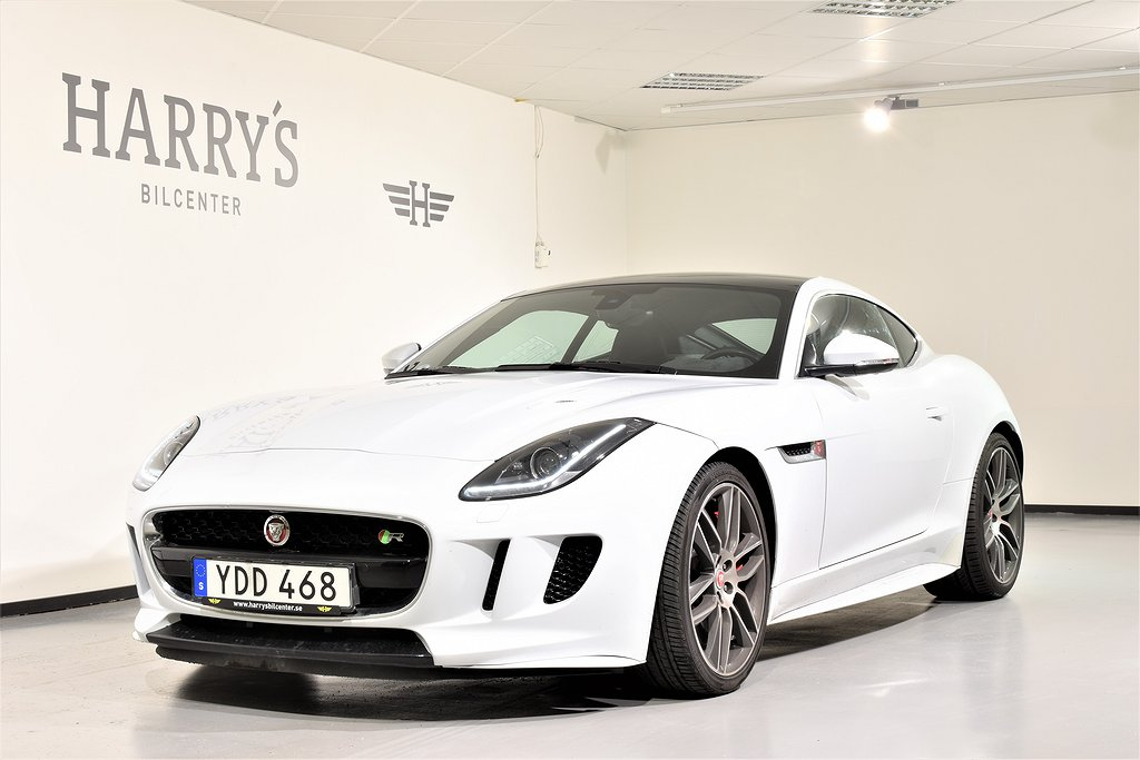 Jaguar F-Type R AWD 5.0 550HK