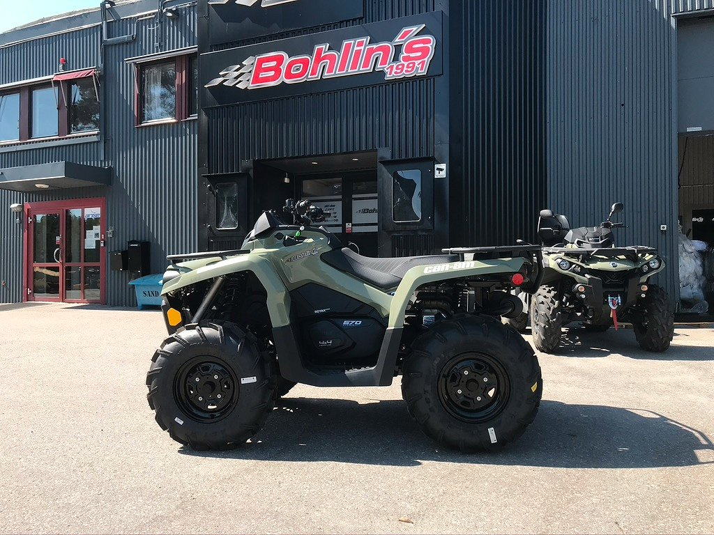 Can-Am Can-am Outlander 570 Pro -20