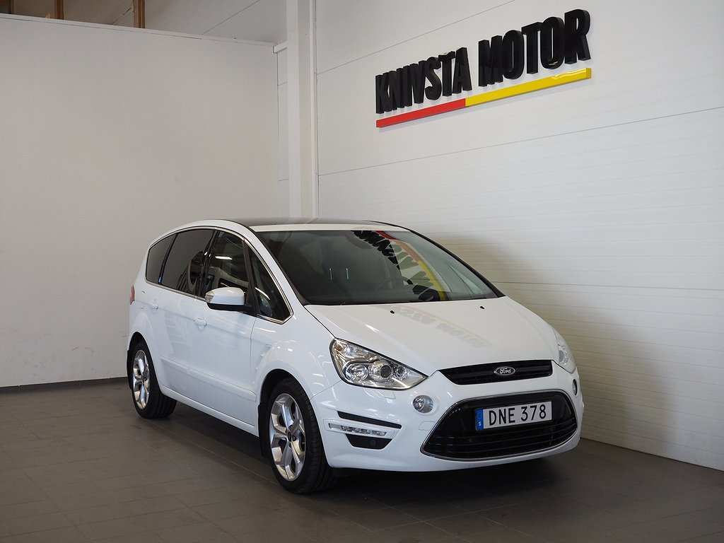 Ford S-Max 2.0 TDCi DRAG 7-sits Business 163hk 2015