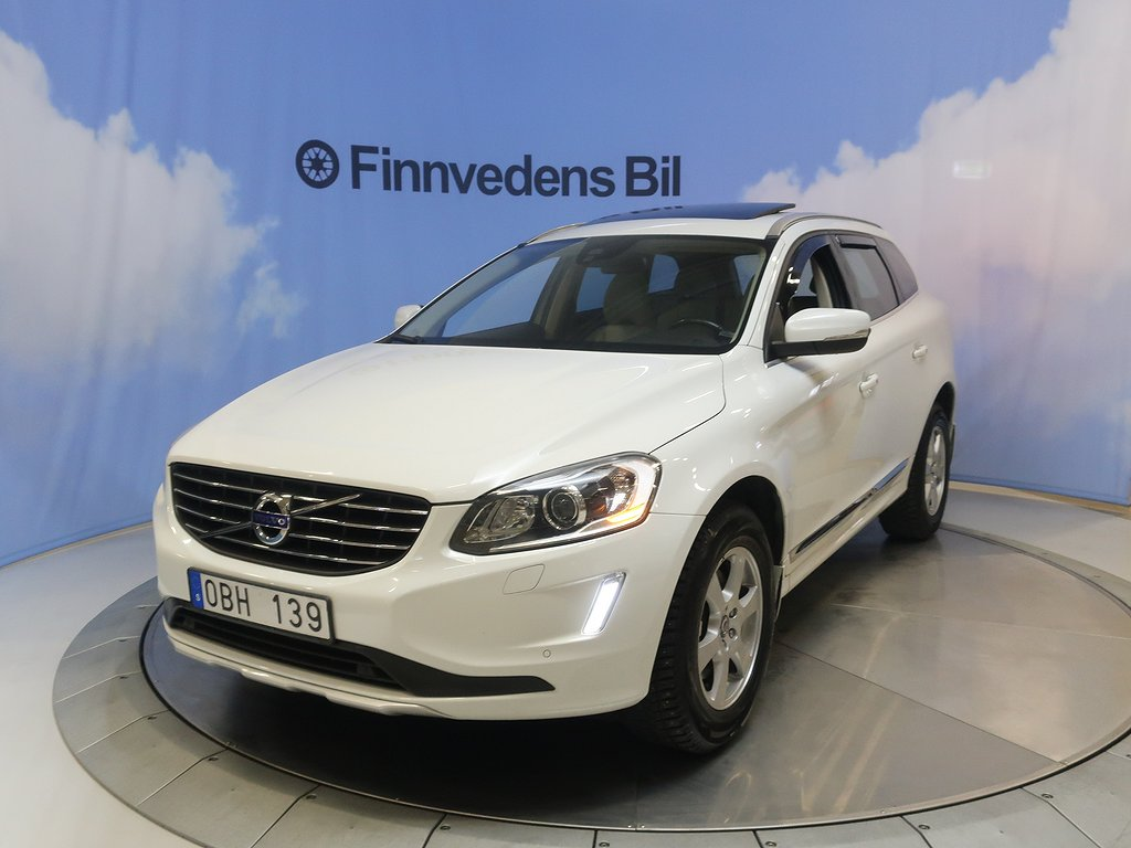 Volvo XC60 D4 163 Summum BE PRO.v-hjul/drag