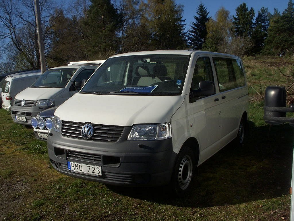 Volkswagen Vw T5 Transporter Skåp/Combi