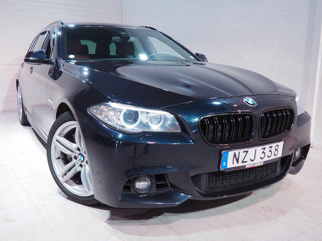 BMW 535 d Touring Aut M Sport 313hk Drag Harman Kardon 2014