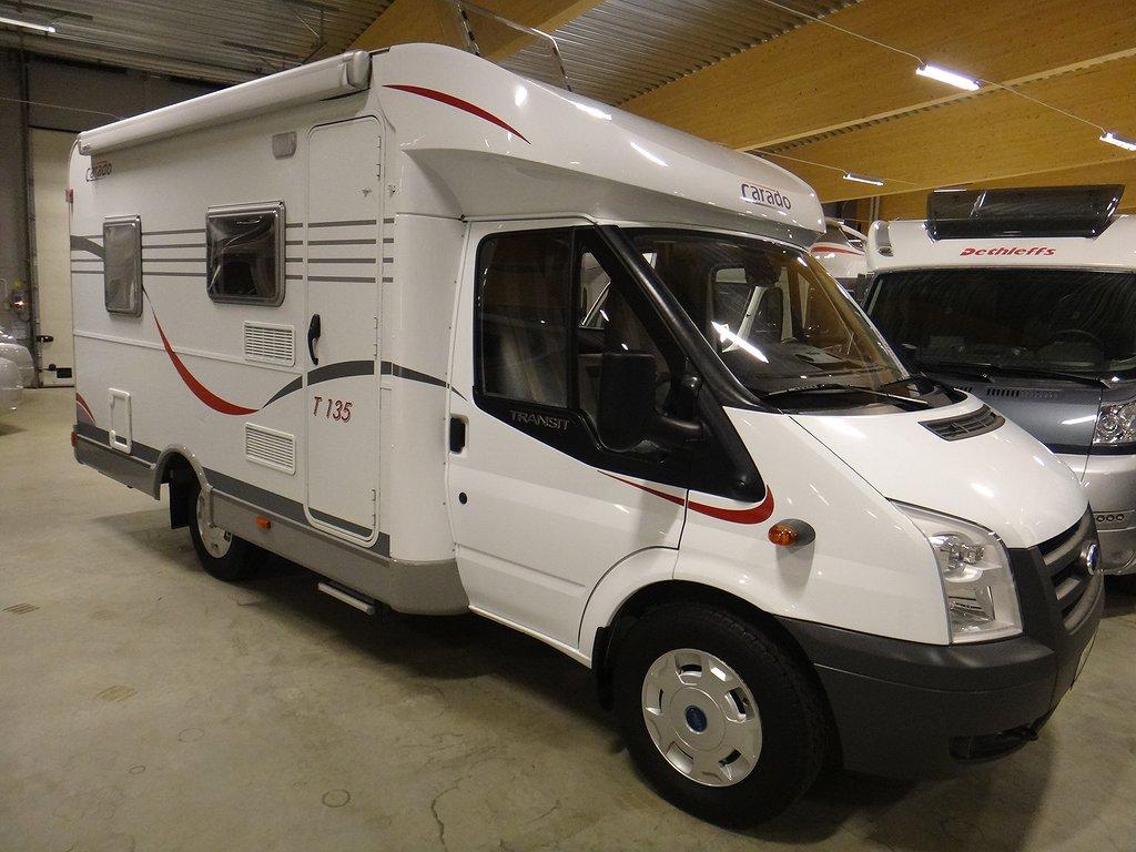 "Carado T 135 "" Dubbelsäng ""Garage"