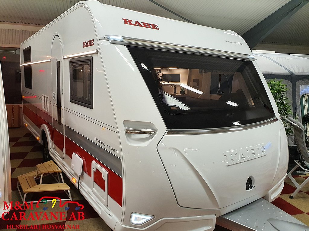 Kabe Royal 560 GLE KS B8 Queenbed
