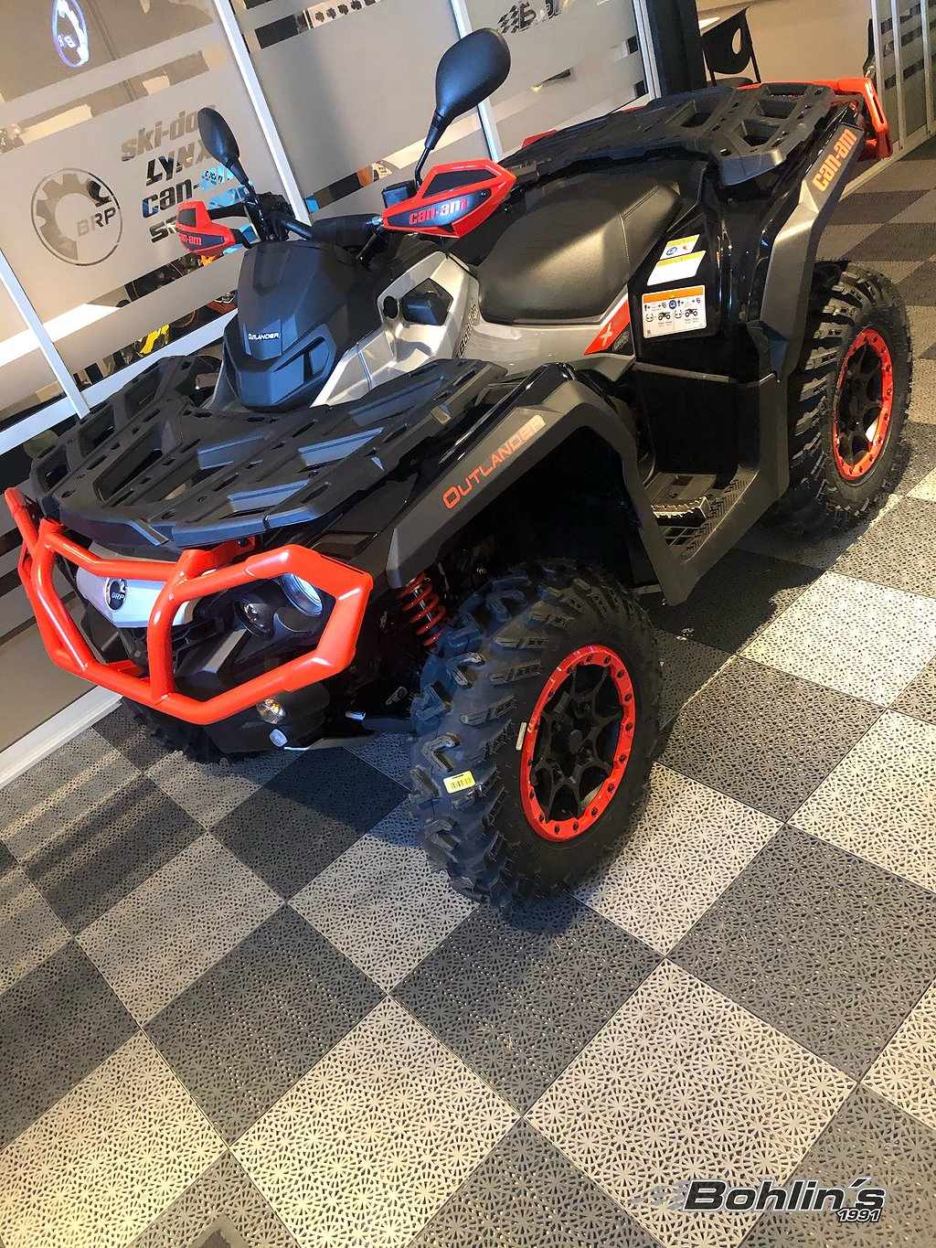 Can-Am XXC 1000 T3-20