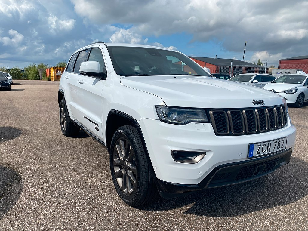 Jeep Grand Cherokee 3.0 V6 CRD 4WD Automat 250hk
