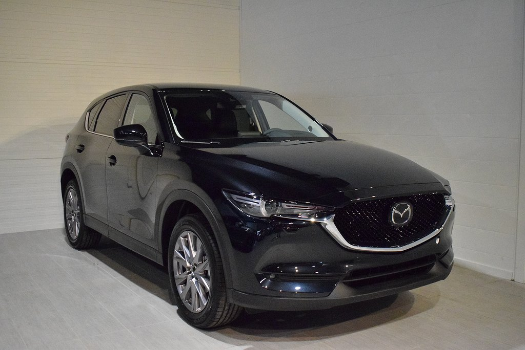 Mazda CX-5 Optimum 2,5 Automat AWD CARPLAY KAMPANJ 2020