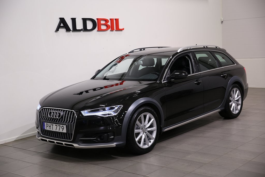 Audi A6 Allroad TDI 218hk Evolutionspaket - 1.99% Ränta