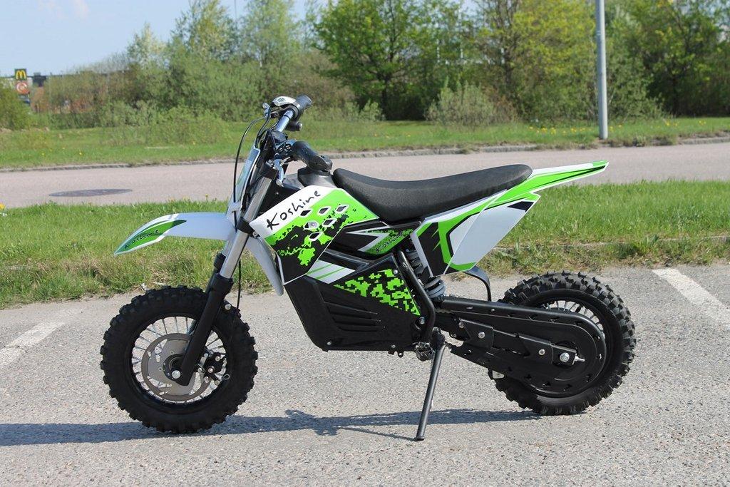 Dirtbike El-Cross E-dirt SN-67 800W