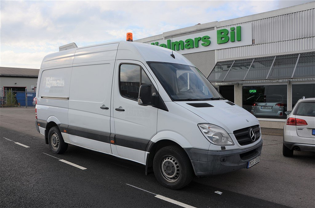 Mercedes-Benz Sprinter 316 CDI Panel Van (163hk)