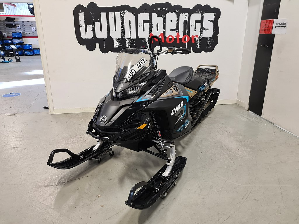 Lynx Boondocker 3900 DS 850 2018