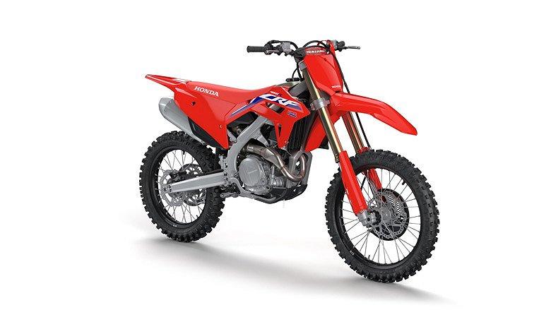 Honda CRF450R *Omgående leverans* -2022