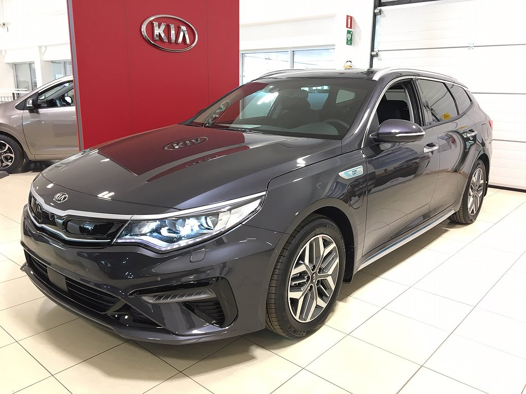 Kia Optima SW Plug-in Hybrid Advance PlusPaket 2