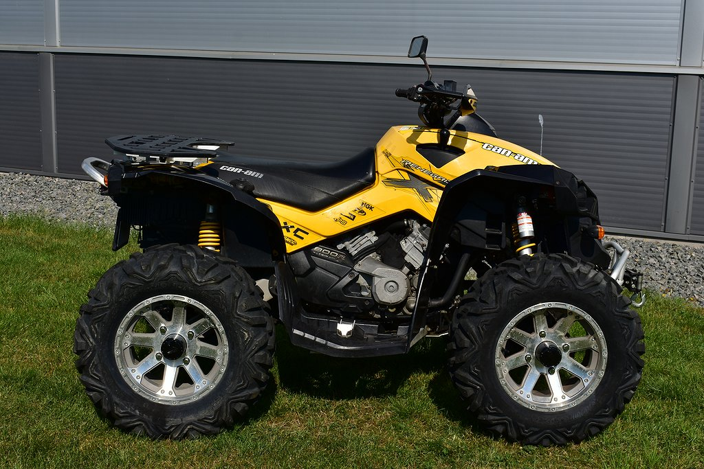 BRP Can-am RENEGADE 800 - NYSERVAD STOR SERVICE!