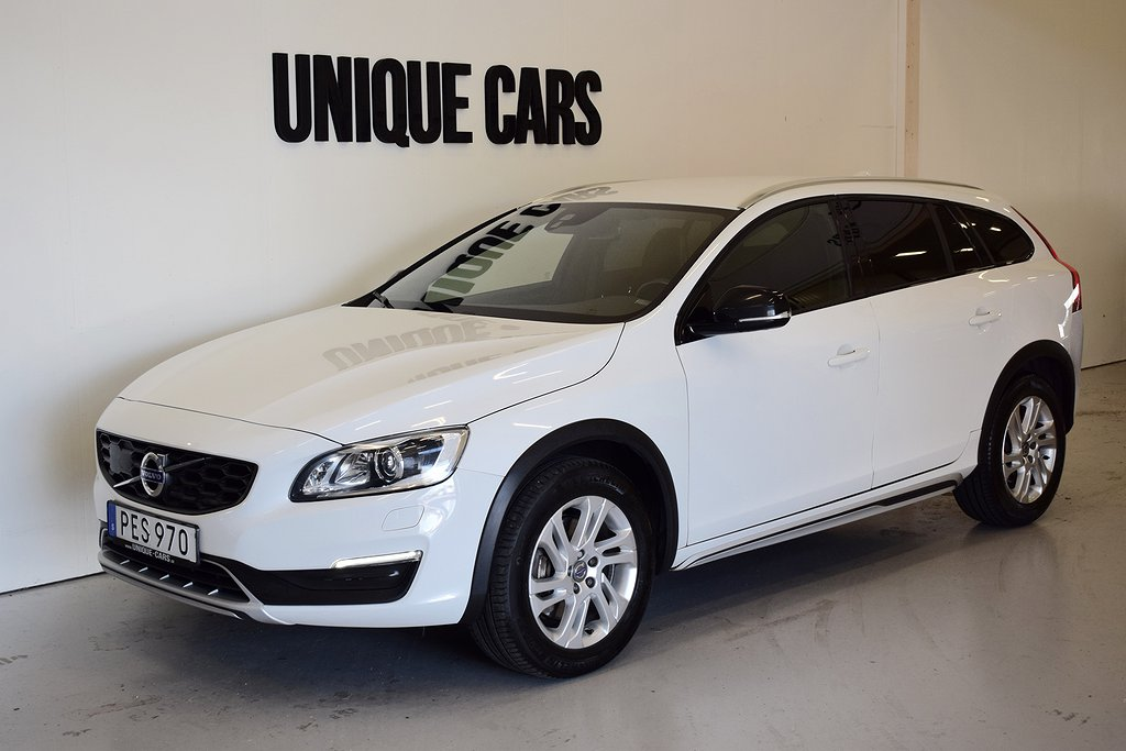 Volvo V60 Cross Country D4 AWD Bus Adv Nyservad